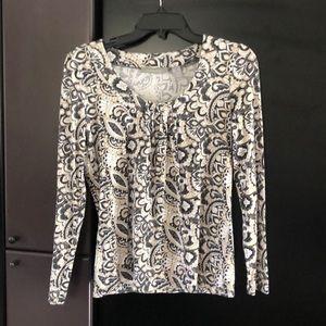 Liz Claiborne Small Knit top